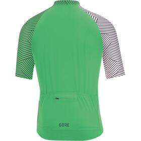 GORE WEAR C5 Optiline Jersey Men desert green/white